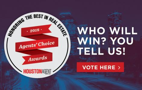 Vote now in the 2018 Agents' Choice Awards!