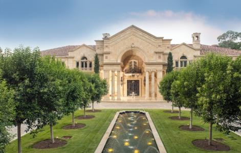 This Week in Houston Real Estate: Houston's most expensive home listing has French inspiration