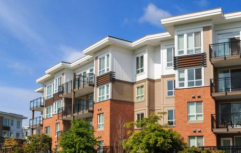 Apartment construction is at a 20-year high, report finds
