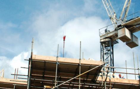 Residential construction spending rises in March