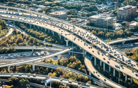 Houston highway bottlenecks among the worst in the nation