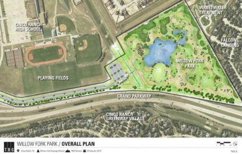 Home Prices May Surge Around New Katy Park