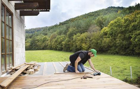 Homebuilder hopes improve on rate outlook