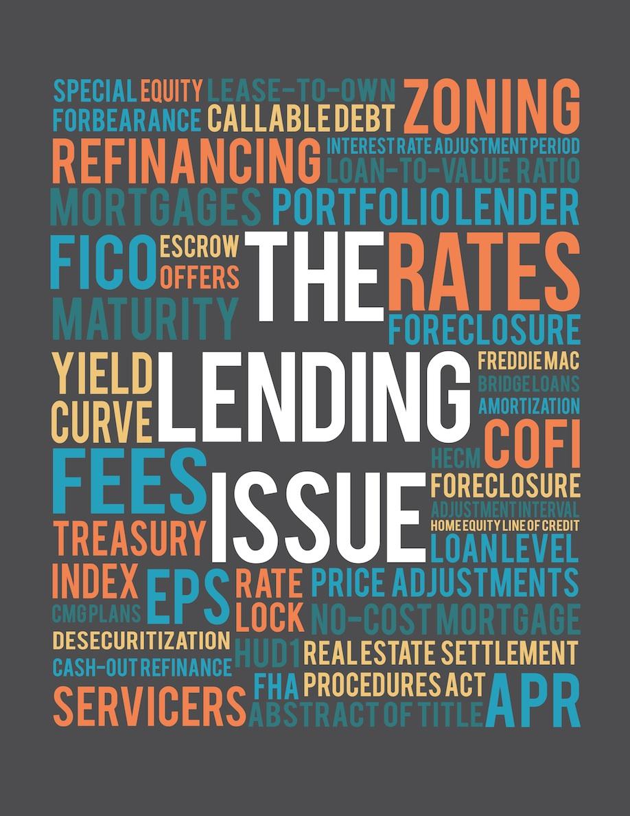 Lending Issue for Web
