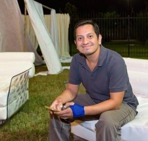 Jorge Ordaz, Realtor, Refuge Realty, Houston