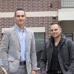 Jeffrey Fawaz and Mike Elaridi