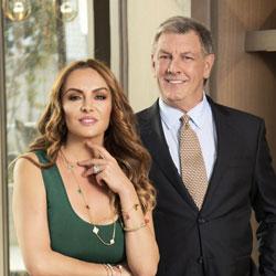 Carmina Zamorano & Neal Hamil