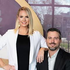 Angela and Matthew Clegg